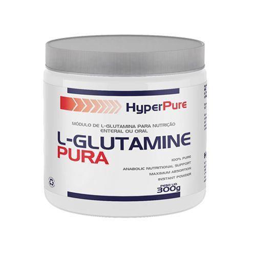 L-Glutamina 300g - HyperPure