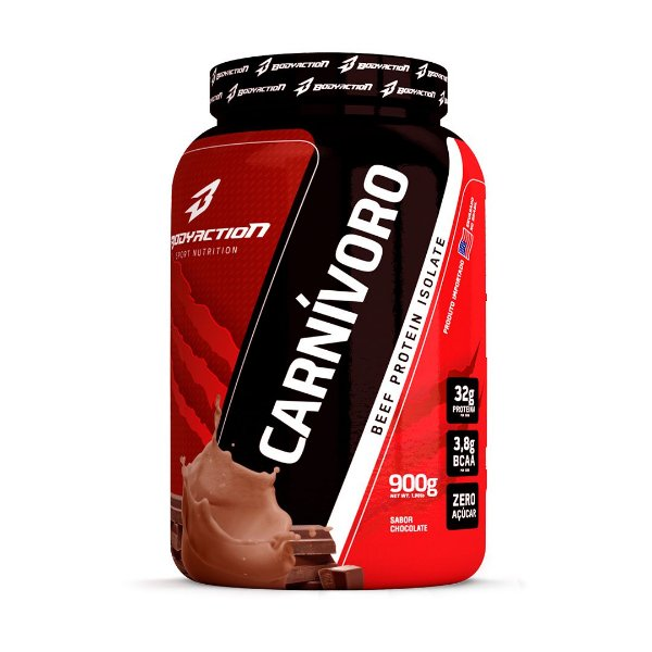 Carnivoro Beef Protein Isolate (900g) - BodyAction