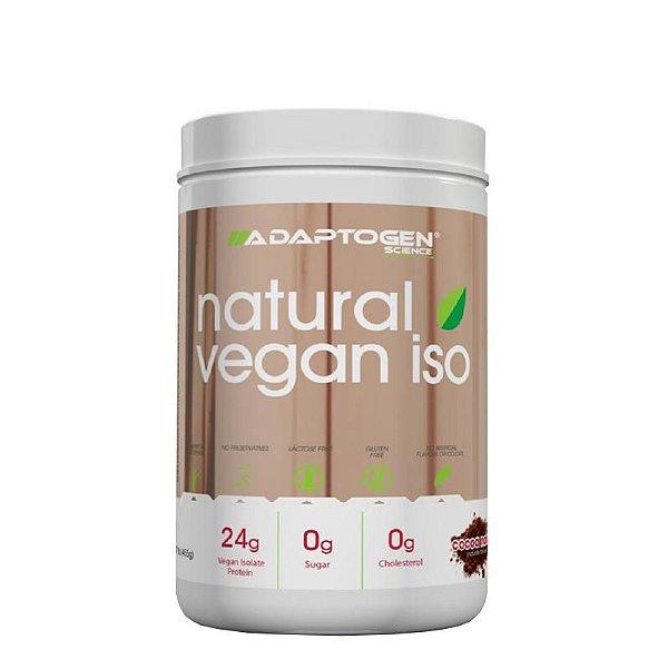 Natural Vegan Iso Cacau (455g) Adaptogen