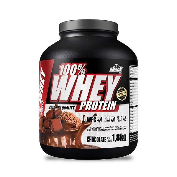 100% Whey Protein (1,8 KG) - Shark Pro