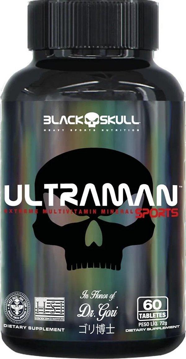 Ultraman ( 60 Tablets ) - Black Skull