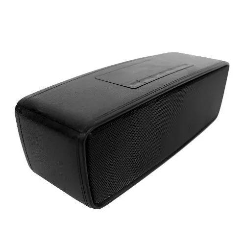 Mini Caixa de Som Wireless Speaker S2025 - Preta