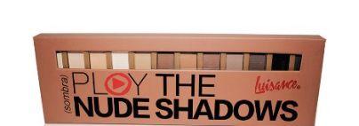 Paleta Play the nude shadows the luisance
