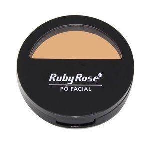 Pó compacto Ruby Rose hb 7200- cor 02