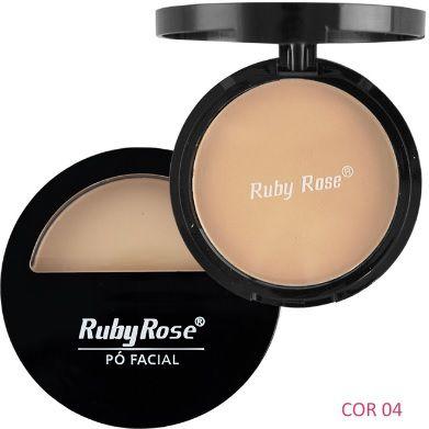 Pó compacto Ruby Rosehb7200- cor 04