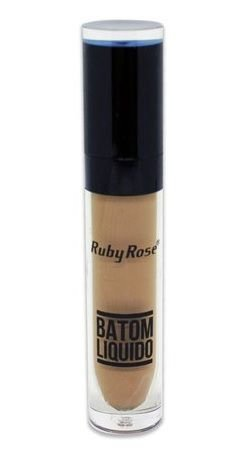 Batom líquido matte New Ruby Rose hb 8213m cor 56