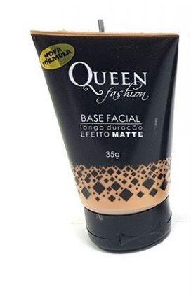 Base Queen Fashion Matte- cor o1- Nova Fórmula