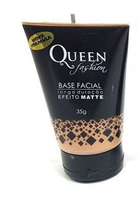 Base Queen Fashion matte cor 03 - nova fórmula