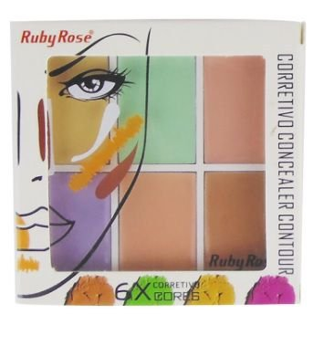Corretivo concealer contour- Ruby Rose