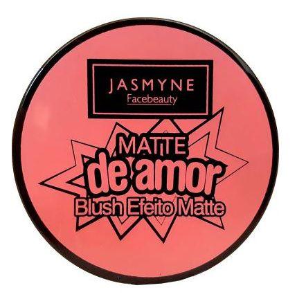 Blush Matte de amor - Jasmyne cor a