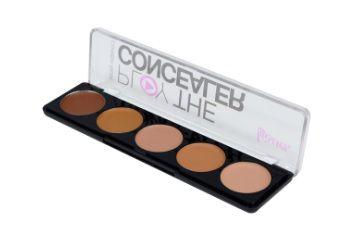 Paleta de corretivo Play the concealer - l3005  cor c