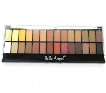 Paleta matte Belle Angel 28 cores