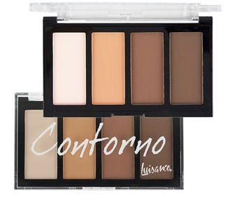 Paleta de contorno 4 cores - Luisance L 6017 cor b