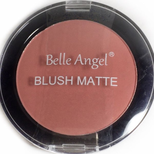 Blush Matte Belle Angel  cor 1