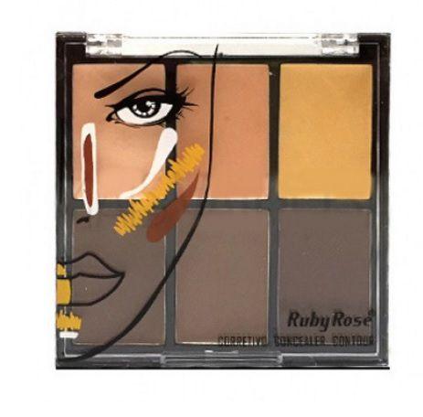 Corretivo Concealer Contour- Ruby Rose Ligth