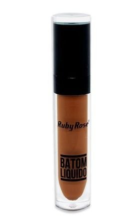 Batom líquido matte New Ruby Rose hb 8213m cor 23