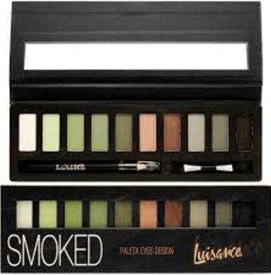 Paleta eyes design - Luisance smoked l642 d
