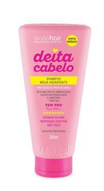 Shampoo mega hidratante Deita Cabelo Studio hair - Muriel 300 ml
