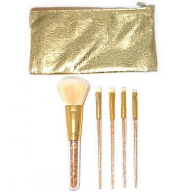 Kit de pincel para maquiagem Miss Frandy  6 peças  pm16-0511