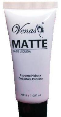 Base Liquida Matte Venas  cor 2