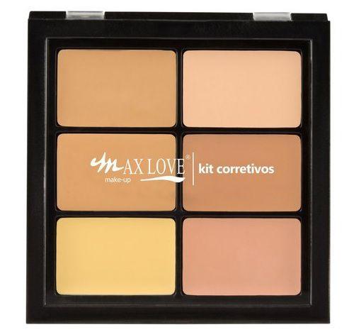 Max love kit corretivo pele clara 01