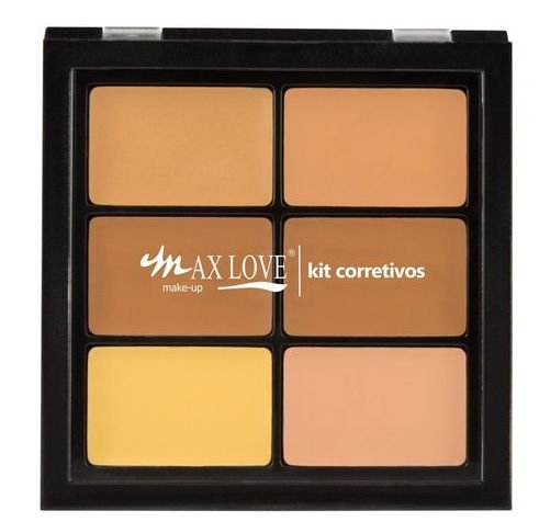 Max love kit corretivo morena clara 02