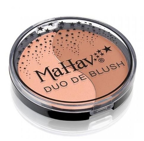Duo de Blush Mahav-Cobre Bronze