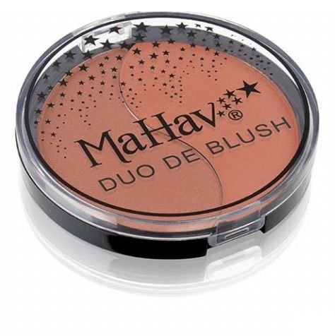 Duo de Blush Mahav-Capuuccino Cookie