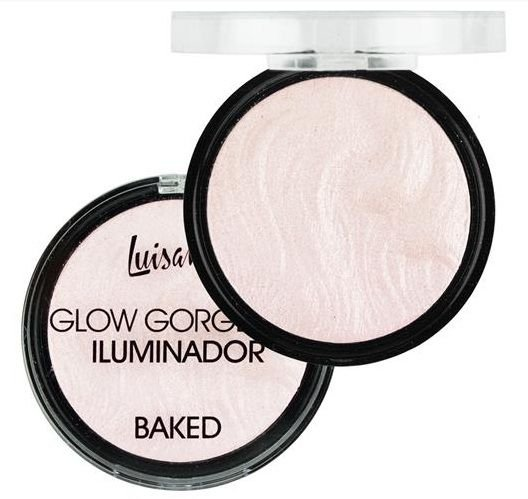 Glow Gorgeous Iluminador Baked Luisance L3032 Cor B