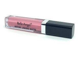 Batom Liquido Matte- Belle Angel B007 cor 01