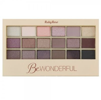 Paleta de Sombras Be Wonderful HB9925