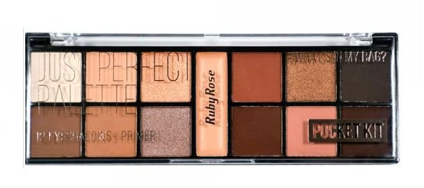 Paleta De Sombra Just Perfect (cod. HB9946)