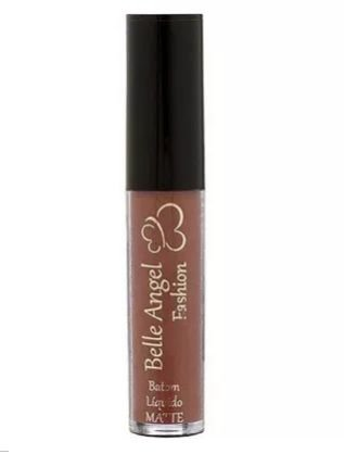 Batom Líquido Matte Belle Angel Fashion– A002 Cor 03