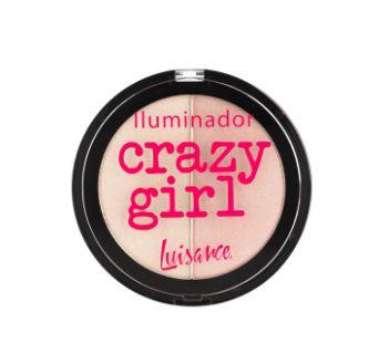 Iluminador Crasy Girl- Luisance L9009- Cor B