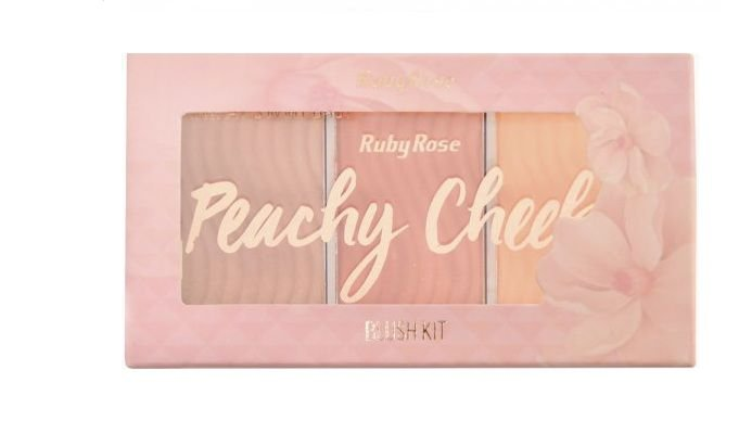 Paleta de Blush Peachy Cheeks (cod. HB61113)