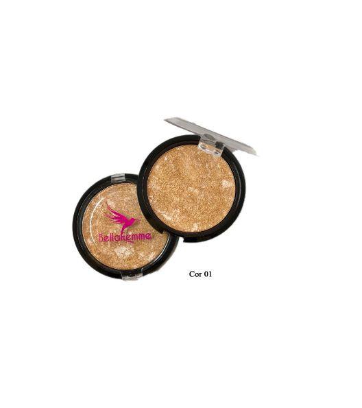 Iluminador Mix Bella femme REF: L10053A1 Cor 01