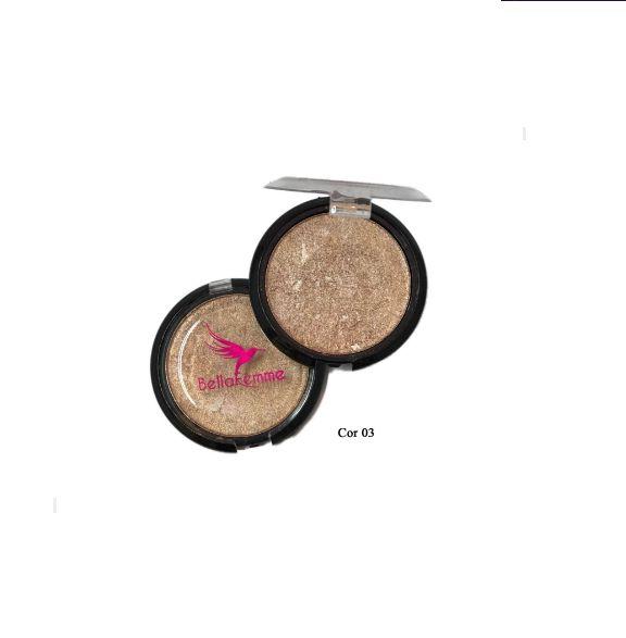 Iluminador Mix Bella femme REF: L10053A1 Cor 03