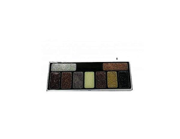 Paleta Eyeshadow Glitter 9 cores Luisance - L6035 B