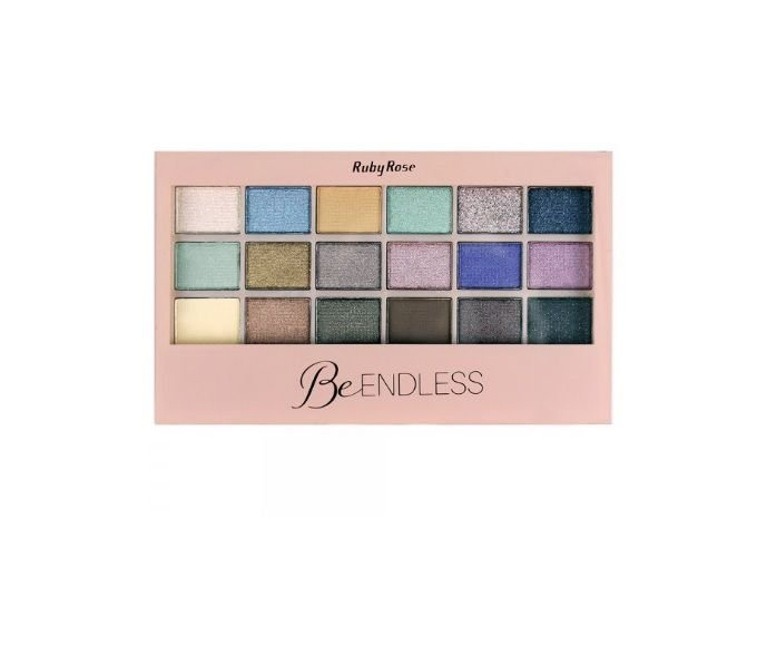 Paleta de sombra Be Endless - Ruby Rose HB9927