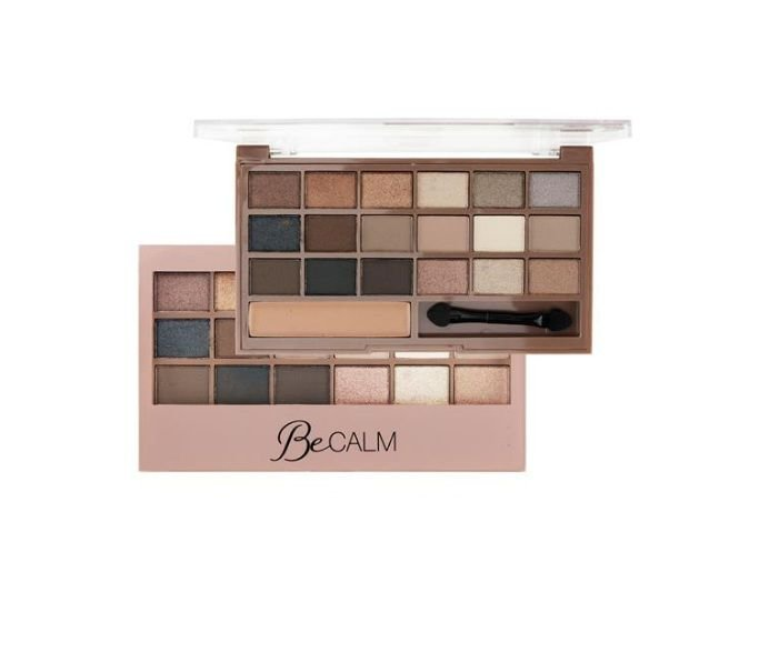 Paleta de Sombras Be Calm Ruby Rose HB-9928