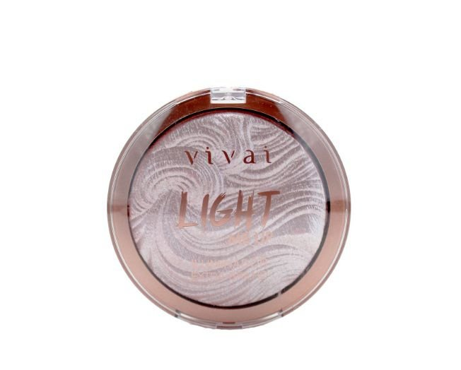 Iluminador Light Me Up Extra Brilho Vivai -1073 cor 02