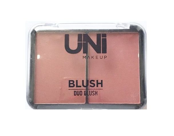 Duo Blush- Uni Makeup- Cor 3