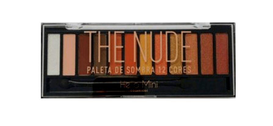 Paleta de Sombras The Nudes - Hello Mini Y107-02