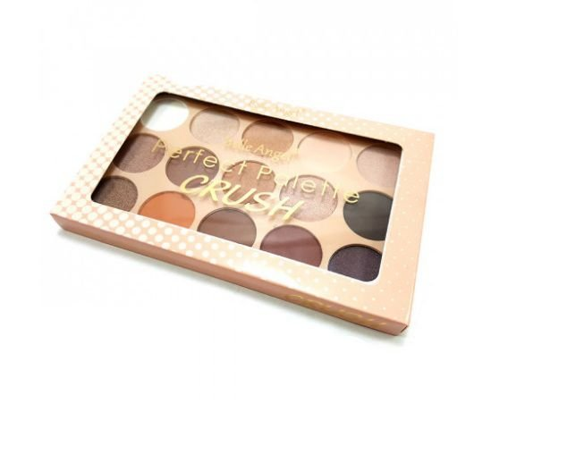 Paleta de Sombras Perfect Palette Crush Belle Angel- T002 A