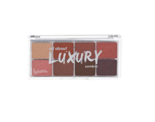 Kit de Sombras All About Luxury - Luisance L2019 B