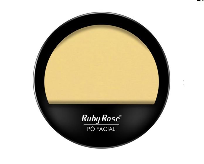 Pó Facial  Ruby Rose - HB7206 cor 03