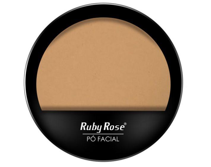 Pó Facial  Ruby Rose - HB7206 cor 04