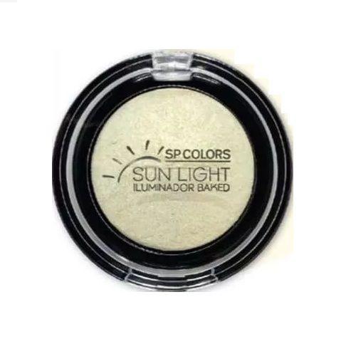Iluminador Baked Unitário Sun Light -SP Colors Cor A