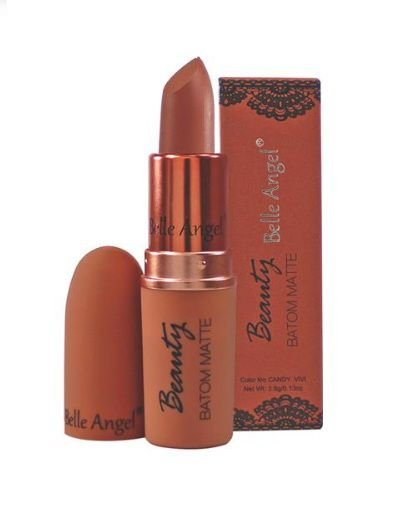 Beauty Batom Matte Belle Angel - Candy Vivi