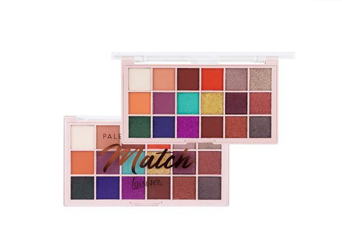 Paleta de Sombras 18 cores Match Luisance -L2032A